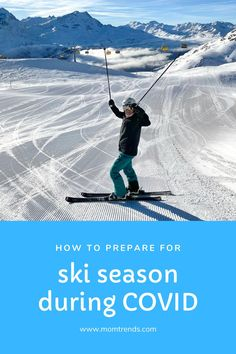 How to get your family ready for ski season during a pandemic. #ski #skiseason #health Top Travel Destinations, Best Places To Travel, Cool Places To Visit, Travel Tips, Grand Teton National Park, Yellowstone National Park, National Parks, Travel With Kids, Family Travel