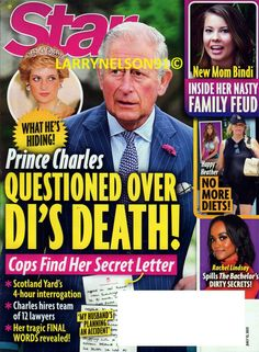 Rachel Lindsay, Bindi Irwin, Heather Locklear, Steve Irwin, Star Magazine, Family Feud, Digital Magazine, Prince Charles, For Stars