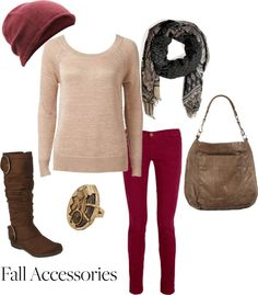 """""""Fall Faves"""" by rprov on Polyvore"""