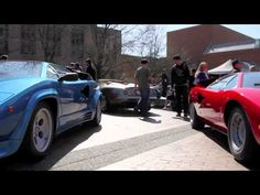 The 5th Annual Red Square Charity Car Show at UW