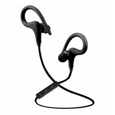 Sport Running Bluetooth Wireless Earphone Headset With Microphone Headphone Bluetooth Earpiece Stereo Earbuds Bluetooth Wireless Earphones, Headset, Sweat Proof, Iphone, Android, Running, Music, Sports, Products