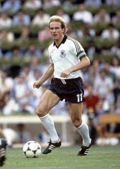 Karl Heinz Rummenigge - Germany