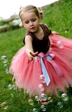 DIY tutu maken voor je kleine prinses   Budgi