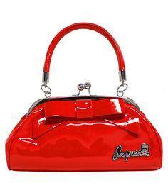Sourpuss kisslock Floozy purse