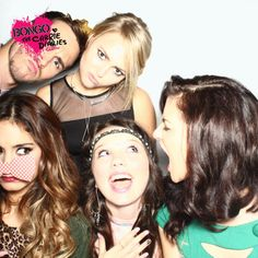 Vanessa Hudgens - The Carrie Diaries Photobooth