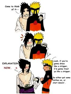 Naruto funnies. Why? *died of laughter*