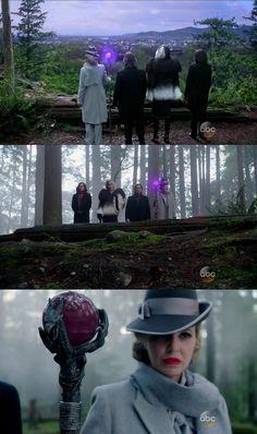 #OnceUponATime   S04E17 Best Laid Plans   ABC