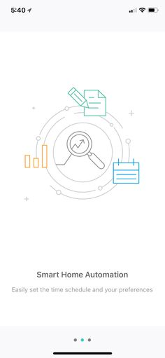 Eufy Home Icon Illustrations, Smart Home Automation