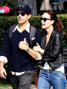 'Saturday Night Live' actor Jason Sudekis is engaged to actress Olivia Wilde, source says. (People Magazine)
