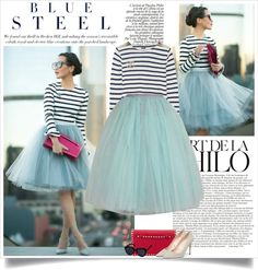 """""""Wendy's Lookbook: Holiday Tulle"""" by nora-nazeer on Polyvore"""