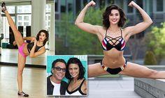 Jean Claude Van Dames daughter is a chip off the old martial art block