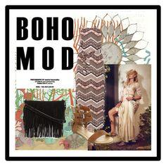 """""""Boho Mode"""" by bethanymotaislife-1 ❤ liked on Polyvore"""