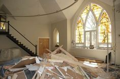 Church Gets an Incredible Facelift as It's Transformed Into a Gorgeous Home - blessings.com