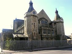 Mechanics Institute, Swindon - a Grade II* building paid for by rail workers, which contained the UK¿s first lending library and ran many activities and classes, but which has become prey to vandals and arsonists since it closed in 1986