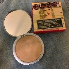 TheBalm Mary lou-manizer highlighter Morphe 35s, Instagram Feed, The Balm, Eyeshadow, Mary, Eye Shadow, Eye Shadows