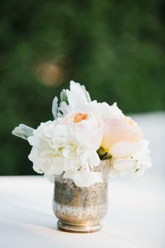 #posies    Read More: http://stylemepretty.com/2013/10/14/camarillo-wedding-from-marianne-wilson-photography/