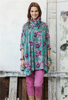 The Harriet Tunic £63 ... and the Ili Blouse £89 xx  available at http://www.melburygallery.co.uk/shop/masai/ #masaiclothing