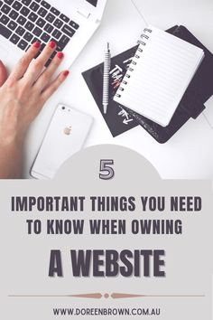 All too many times, I have seen clients and potential clients being held hostage by their providers.If you have a website, here are 5 important things you need to know to ensure this doesn't happen to you. Website Planning | Creating a Website Portfolio Web Design, Web Design Tips, Web Design Inspiration, Layout Design, Data Tracking, Head In The Sand, Branding Your Business, Local Seo, Brand You