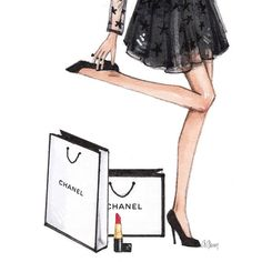 Style of Brush by Gizem Kazancigil gizem kazancigil (Gizem Kazancgil)chanel shoe Style of Brush by Gizem Kazancigil gizem kazancigil (Gizem Kazancgil) Hearts, Moons & Mice Love this - - - Braids drawing illustrations RNDMMSHNSS ( Coco Chanel Wallpaper, Chanel Wallpapers, Fashion Wall Art, Fashion Painting, Fashion Images, Fashion Quotes, Slingback Chanel, Fashion Illustration Chanel, Illustration Courses