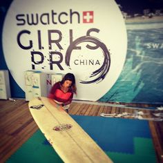 Chloe Calmon ready to re-discover the left hander of the SGPC12