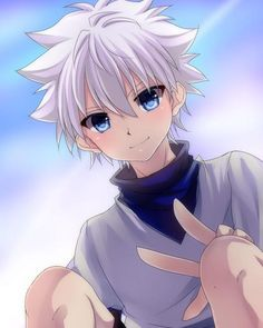 Hunter x Hunter - Zoldyck Killua