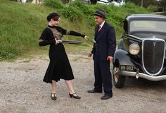 Sneak Peek Gallery - Bonnie & Clyde Pictures - myLifetime.com