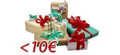 Idee regalo che costano al massimo 10€ !! Approfittane per ogni ricorrenza