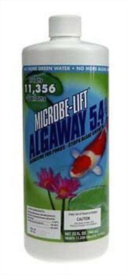 Microbe Lift Pond Algaway 54 ** Continue to the product at the image link. (This is an affiliate link) Fish Pond Supplies, Pond Algae, Water Pond, Small Ponds, Garden Pond, Ornamental Plants, Water Treatment, Cacti And Succulents, Active Ingredient