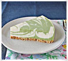 gorgeous no bake tofu cheesecake // Anncoo Journal: No-Bake Tofu Cheesecake