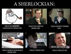 I am a Sherlockian and this is accurate.