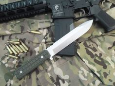 Creating a survival preparation checklist that is individual to your needs and family is the first step to increasing your chances of survival in an emergency situation and decreases the associated worries and stresses that will happen. Manchester United, Real Madrid, Barcelona, Military Knives, Bug Out Bag, Handmade Knives, Tactical Knife, Modern Warfare, Knives And Swords