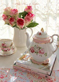 Aiken House & Gardens: Tea Time ~ Month by Month