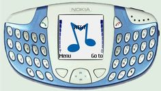 Nokia 3300, my first celllphone. It played mp3s and used proprietary headphones. The QWERTY keyboard made it easy to text, the limited texting plan didn't. Loaned it to a friend but has since been lost to time.