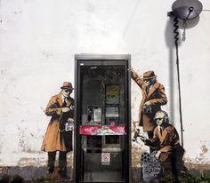 Banksy-NSA