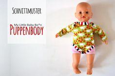 LiebEling: Puppenbody {Schnittmuster}