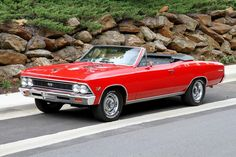 1966 Chevrolet Chevelle SS 396/375 Convertible Maintenance/restoration of old/vintage vehicles: the material for new cogs/casters/gears/pads could be cast polyamide which I (Cast polyamide) can produce. My contact: tatjana.alic14@gmail.com