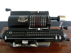 41 best mechanical calculator images on pinterest mechanical