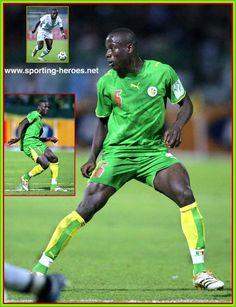 Rahmane Barry - Senegal - Coupe d'Afrique des Nations 2006