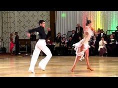 USA Dance 2010 - Adult Latin pt 1