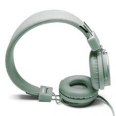 Urbanears Plattan headphones in Sage