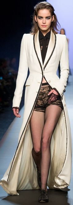 ♡Jean Paul Gaultier Couture Spring 2015