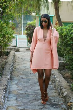 DIY Caftan dress