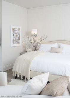 Transitional Interior Design by Leo Designs Chicago | Bedroom