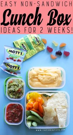 Healthier Nachos lunch box idea for kids! Chips and veggie dippers, salsa, cheese spread and guacamole Healthier Nachos lunch box idea for kids! Chips and veggie dippers, salsa, cheese spread and guacamole Sandwiches, Camping Lunches, School Lunches, Kid Lunches, School Days, Easy Lunch Boxes, Lunch Ideas, Healthy Nachos, Healthy Food