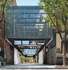 Houston Street, Street Mall, Bow Wow, Bilbao, Mall Facade, Abu Dhabi, Green Facade, Mumbai, Industrial Architecture