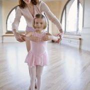 Teaching Ballet Position to Kids