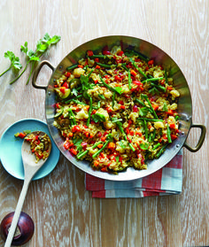 The classic Spanish rice dish is a crowd-pleaser that may seem fancy but it is truly a humble dish, made from ingredients that are fresh...