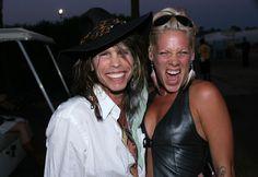 Pink Photo - Coachella Music And Arts Festival Day 1