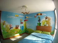 For Future Baby Batten. You will have this room!