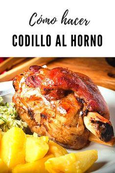 Spanish Food, Sous Vide, Pork Recipes, Sauces, Salsa, Turkey, Favorite Recipes, Beef, Cooking